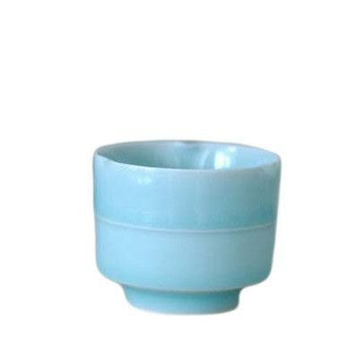 Small Fish Lonquan Celadon Cup