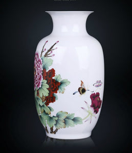 Jingdezhen Winter Melon Vase