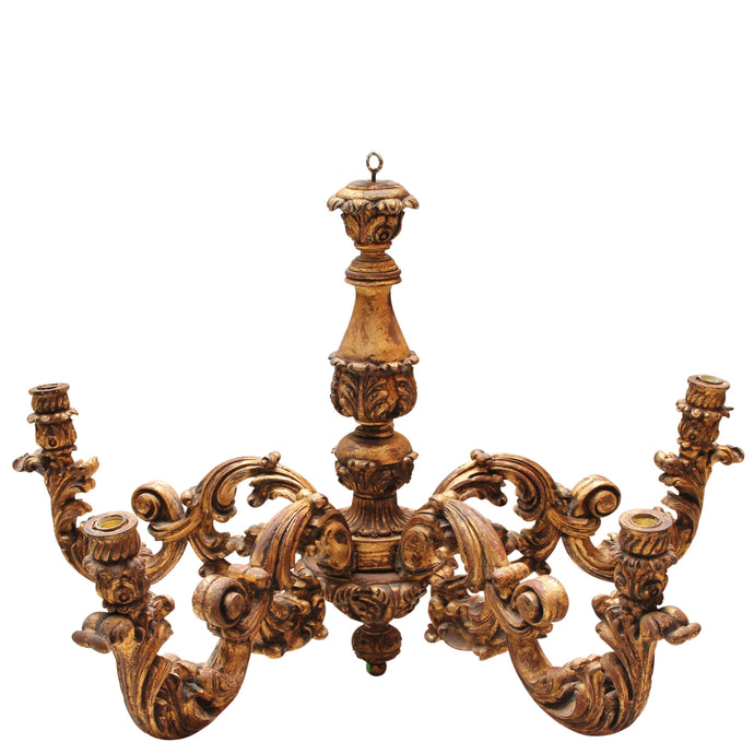 This is a Chandelier