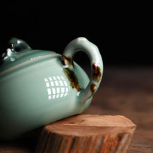 "Load image into Gallery viewer, ""Hidden Fragrance and Scarce Shadow"" Series-Teapot 1"