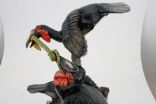 Load image into Gallery viewer, Hornbill Sculpture