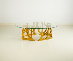 Galaxy Brass Coffee Table