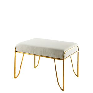 This is a Brass Stool