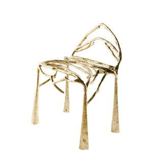 THis is a Brass Chair