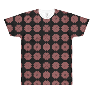 Shirt Harmony Quadlover Pattern men's t-shirt