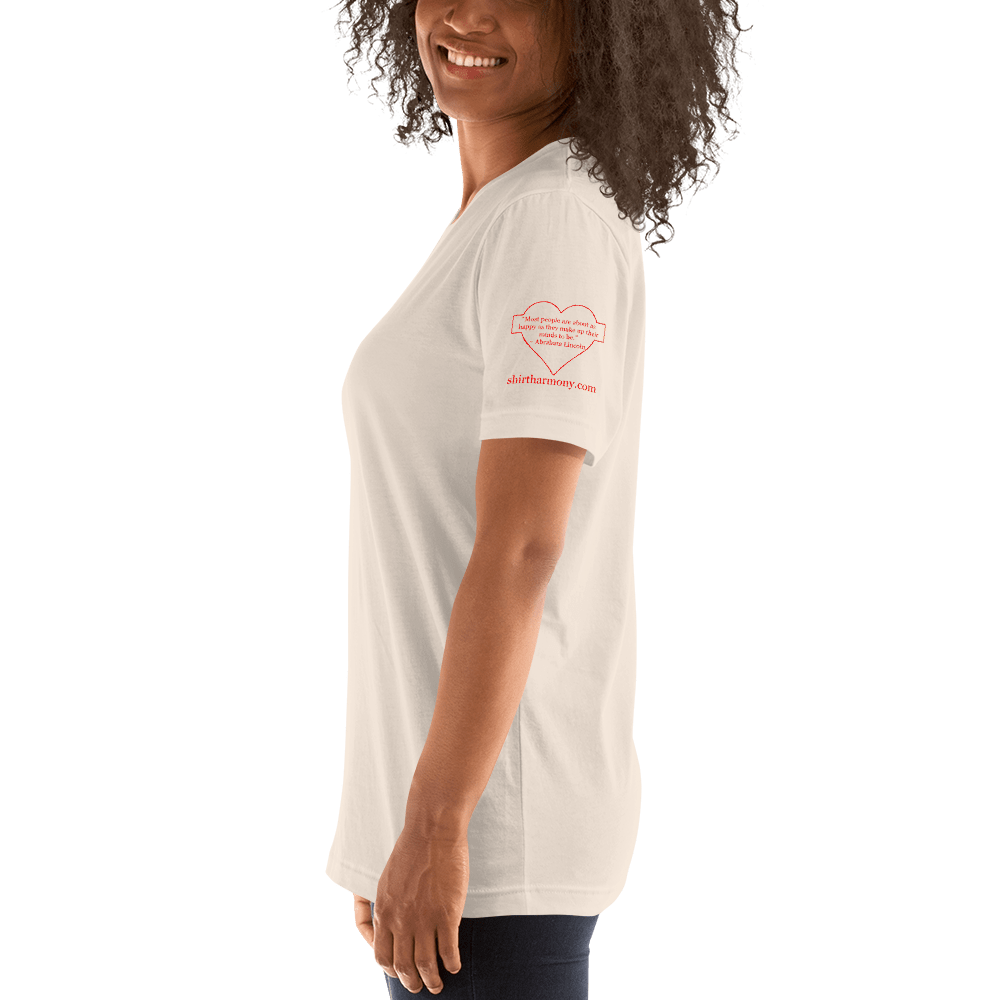Make up your mind IW Unisex T-Shirt