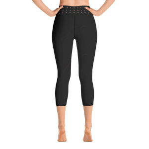 Quadlover mini Yoga Capri Leggings