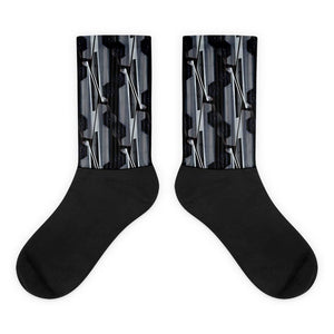 Cybertruck pattern Socks