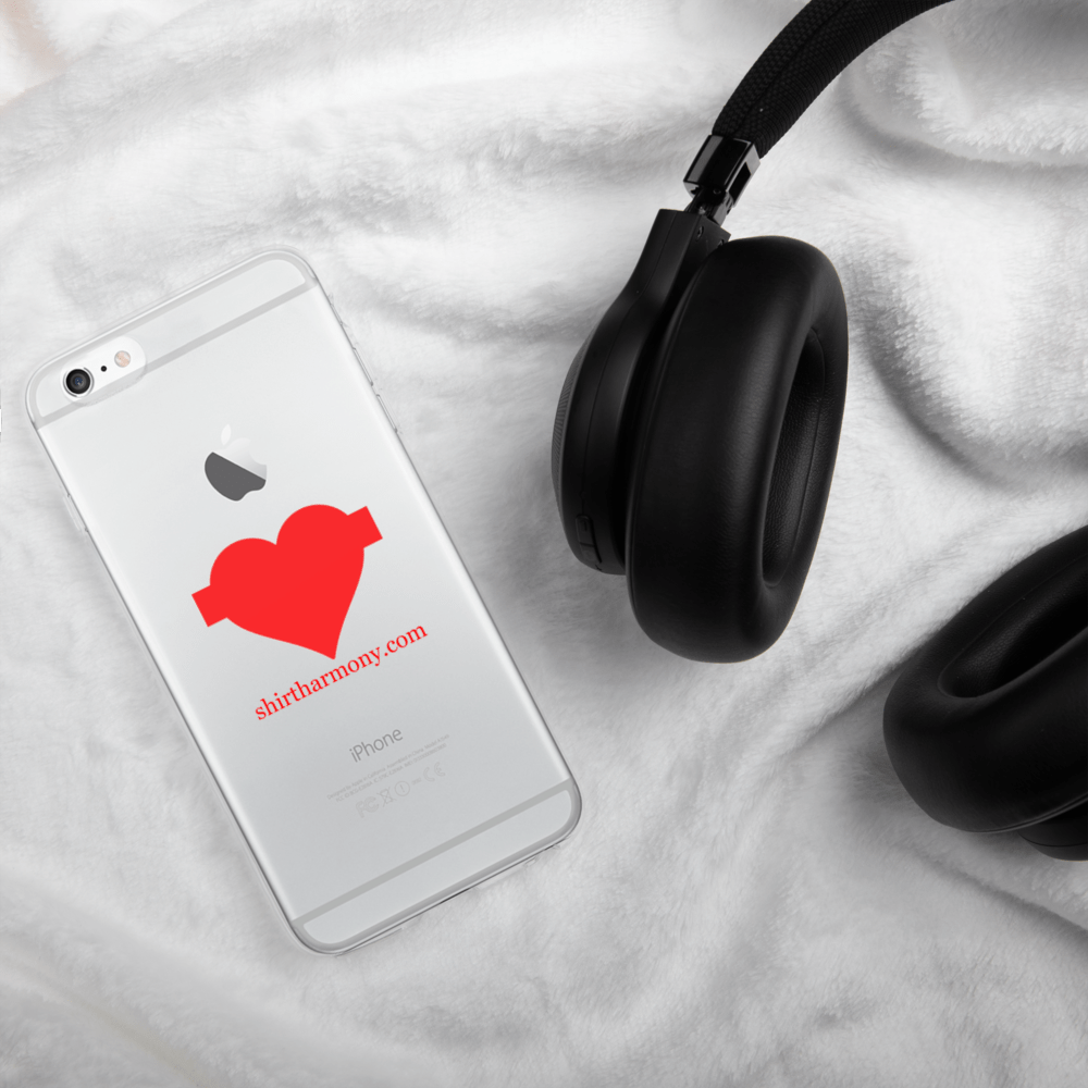 Shirt Harmony iPhone Case