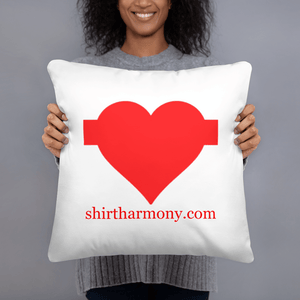 Shirt Harmony Basic Pillow