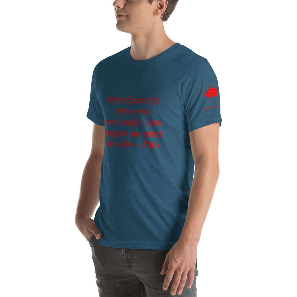 Progress Unisex T-Shirt