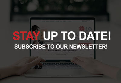 subscribe to newsletter banner
