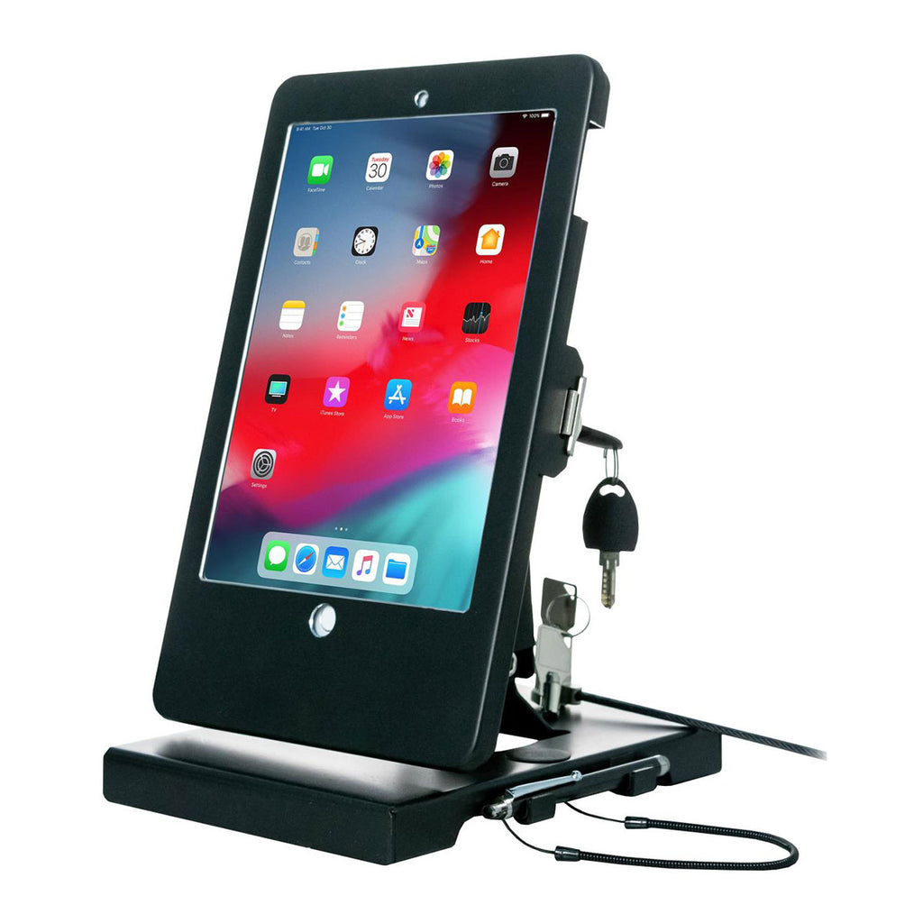 CTA Digital Inc. CTA Digital Inc. Flat-Folding Tabletop Security Stand For iPad