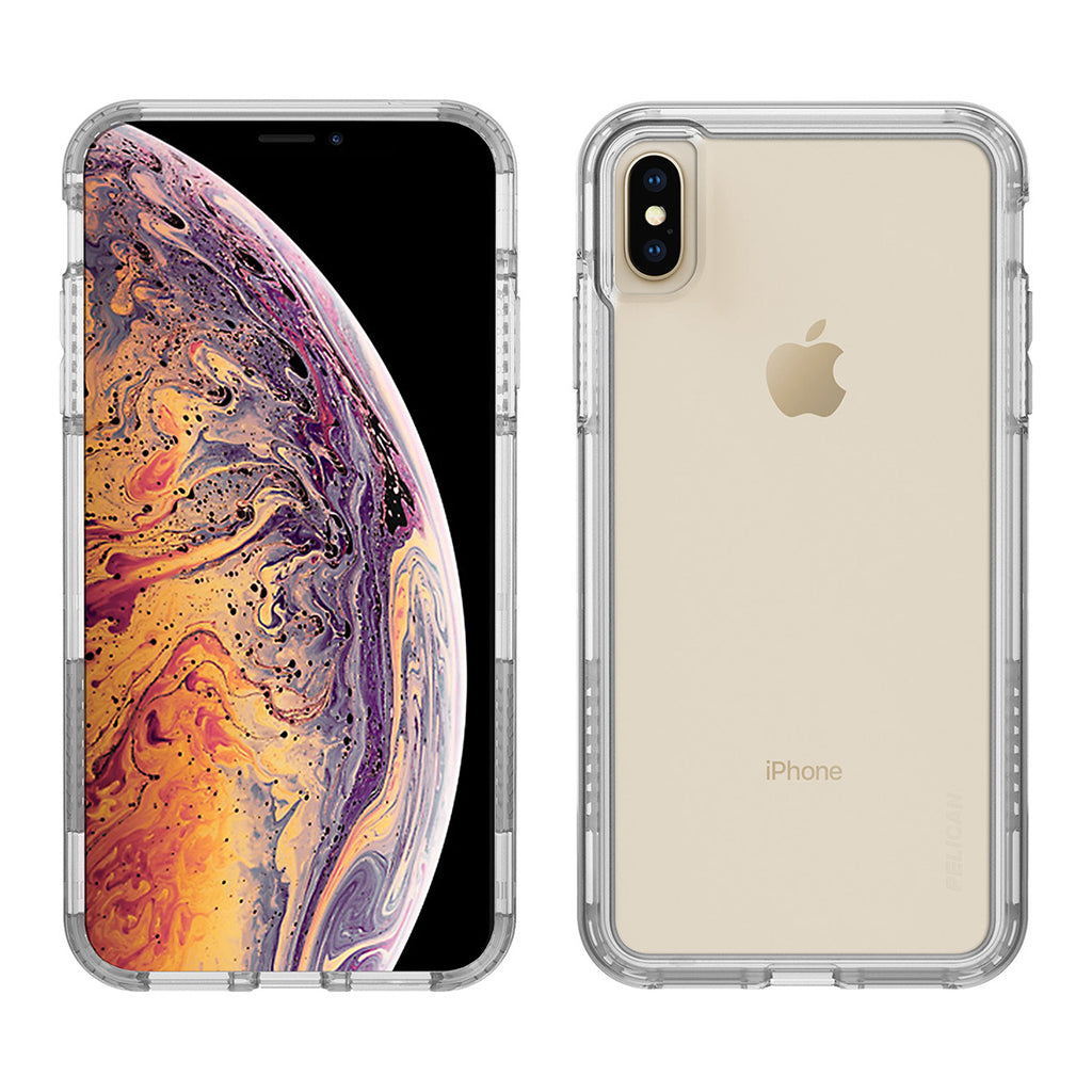 Pelican Adventurer For iPhone XS Max - Clear/Clear