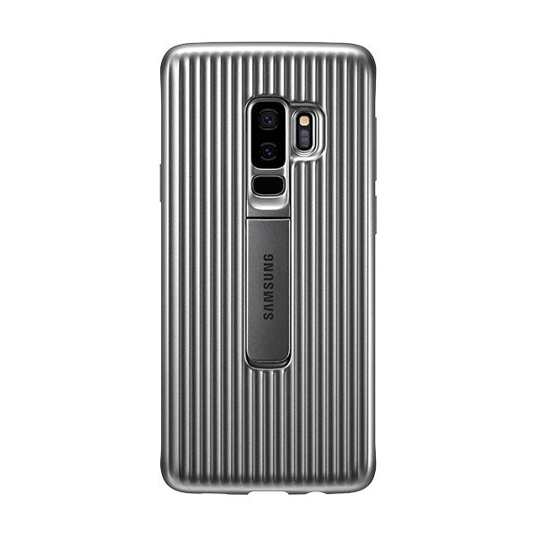 Samsung Rugged Protective Cover For Samsung Galaxy S9+ - Silver