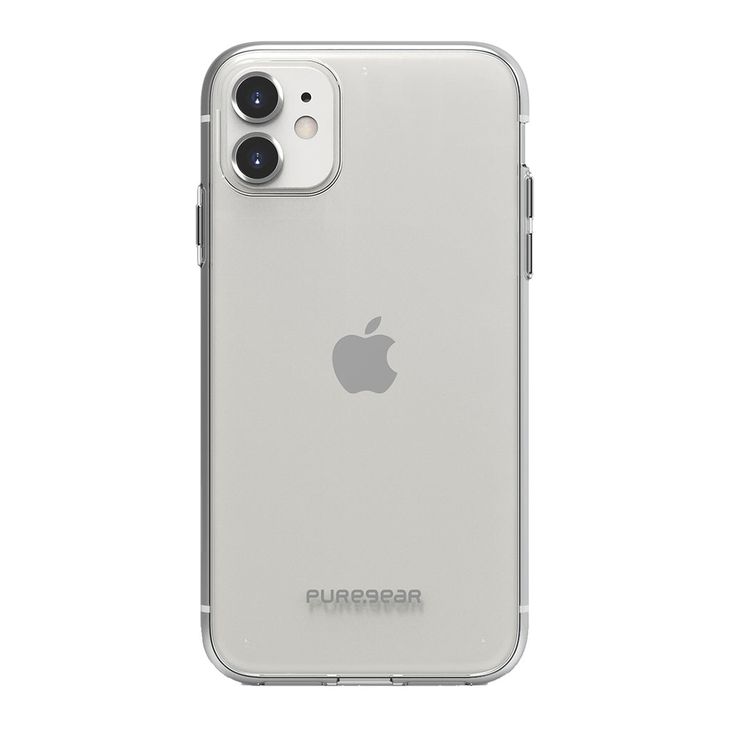 Puregear Slim Shell For iPhone 11 - Clear/Clear