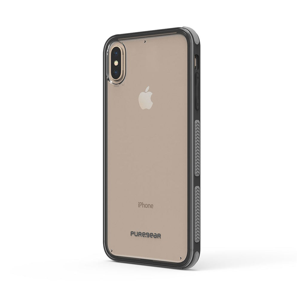 PureGear Dualtek For iPhone XS Max - Clear/Black