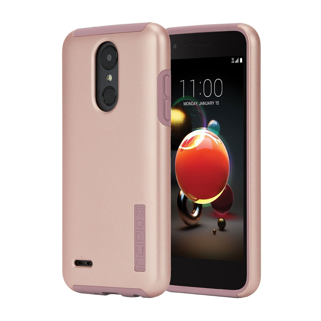 Incipio Dualpro For LG CV1 - Iridescent Rose Gold/Pink