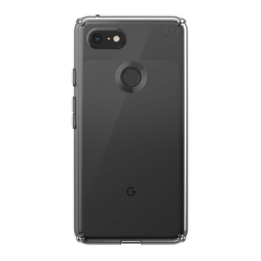 Speck Presidio Stay Clear For Google Pixel 3 XL - Clear/Clear