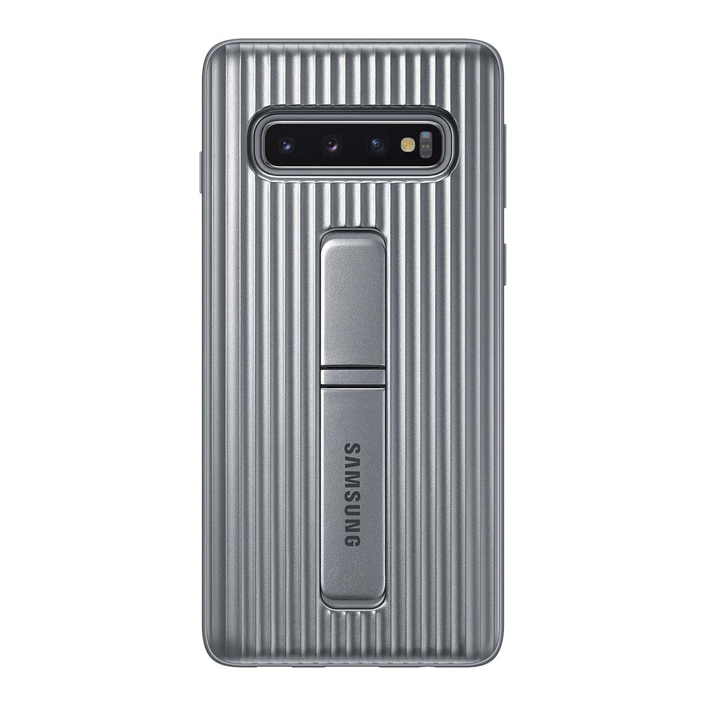 Samsung Protective Cover Case For S10 - Silver