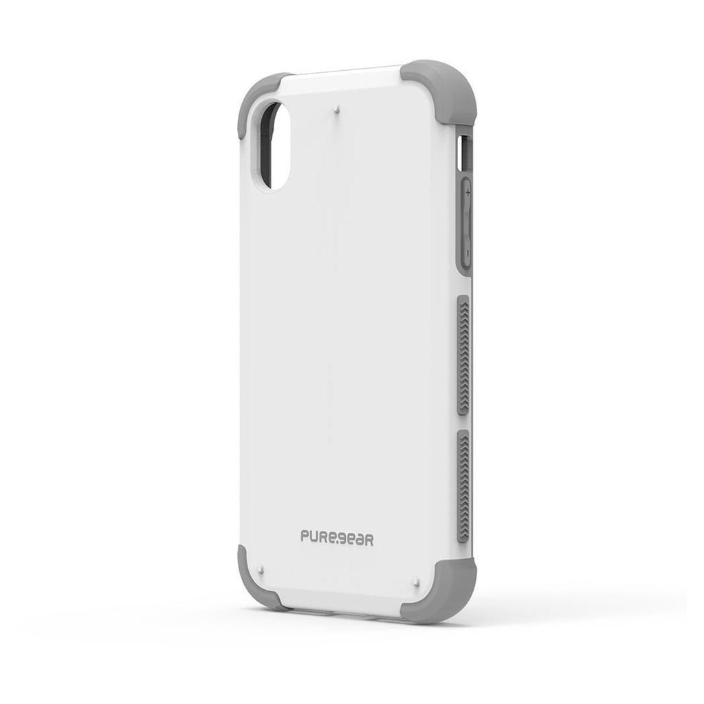 PureGear Dualtek For iPhone XR - Arctic White