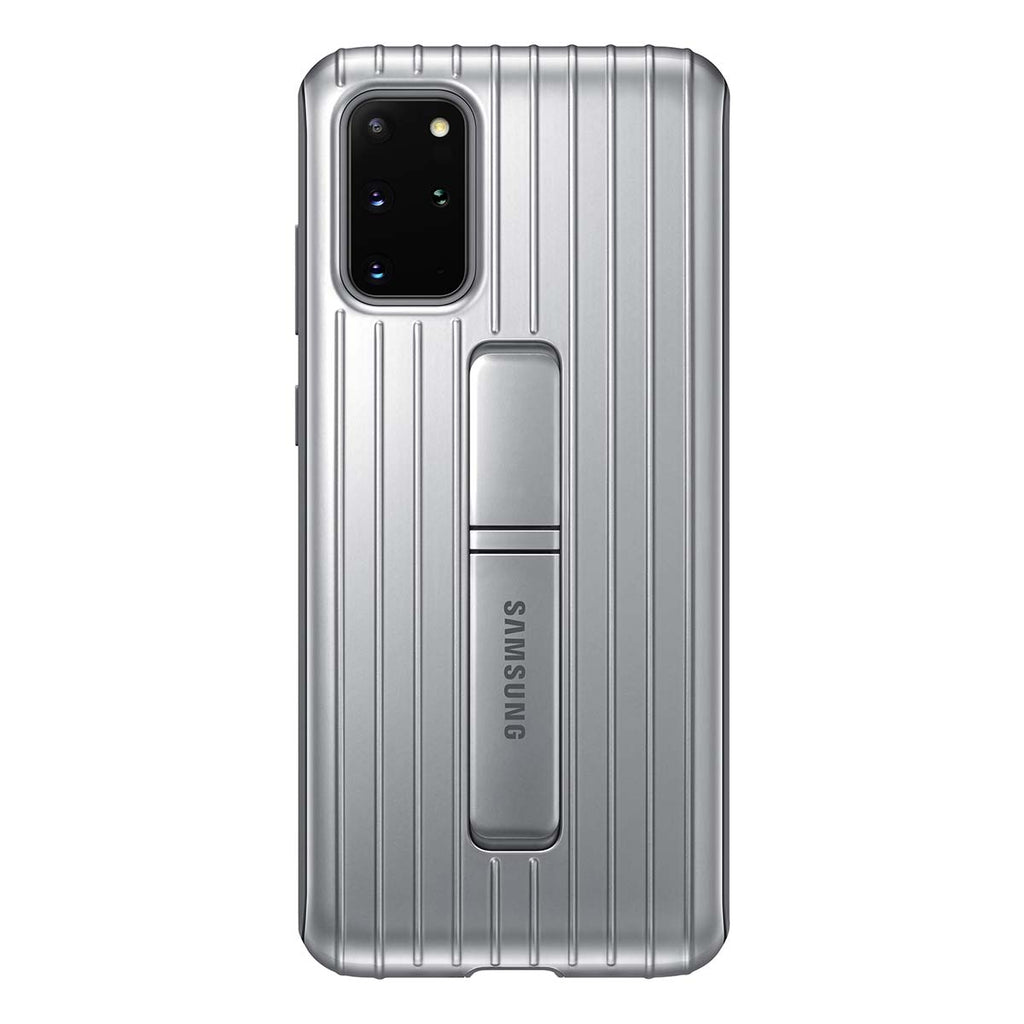 Samsung Rugged Protective Cover For Samsung Galaxy S20 Plus - Silver