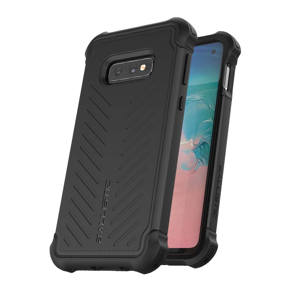 Ballistic Tough Jacket Series For Samsung Galaxy S10E - Black