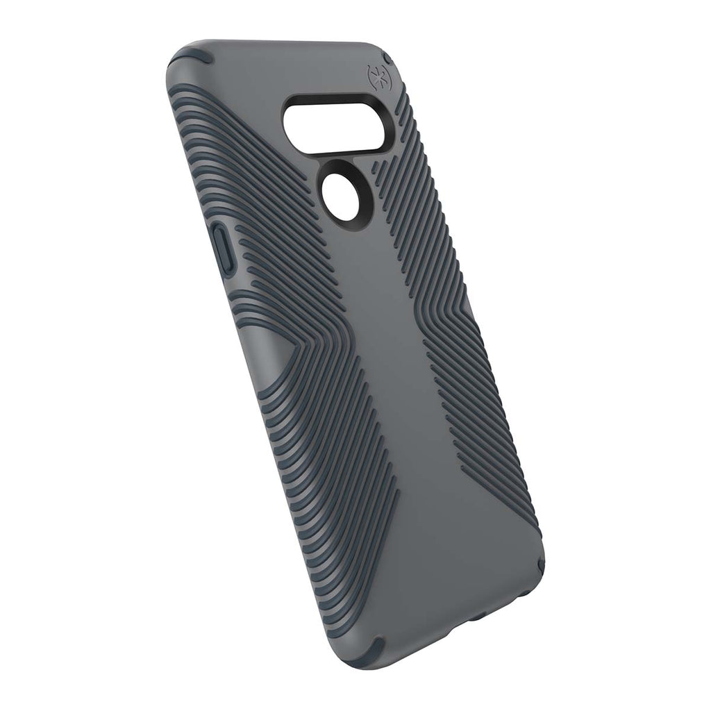 Speck Presidio Grip For LG G8 - Graphite Grey/Charcoal Grey