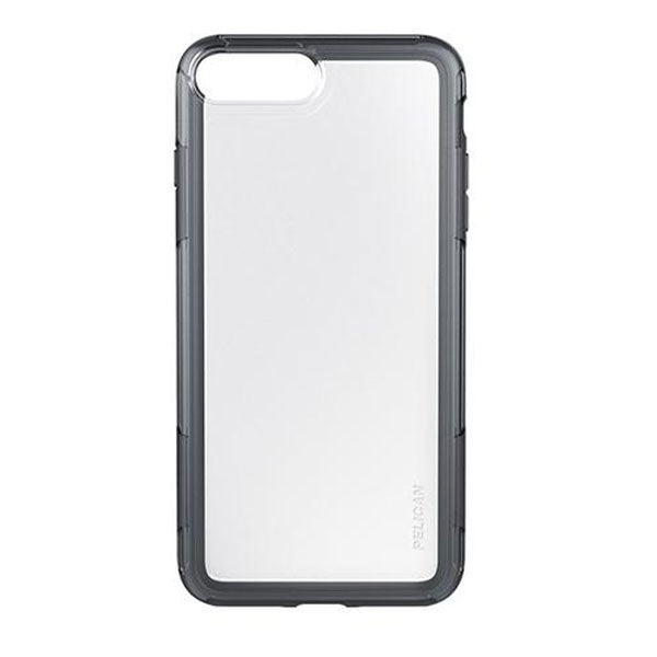 Pelican Adventurer for iPhone 6/6S/7/8 Plus - Clear / Dark Gray