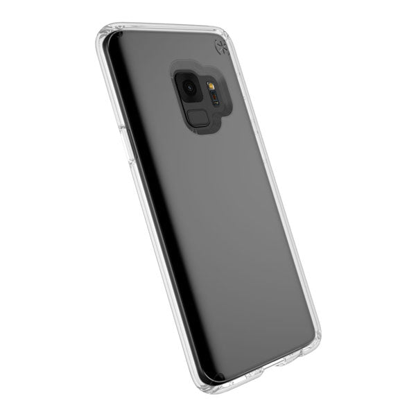 Speck Presidio Clear Case for Samsung S9 - Clear/Clear