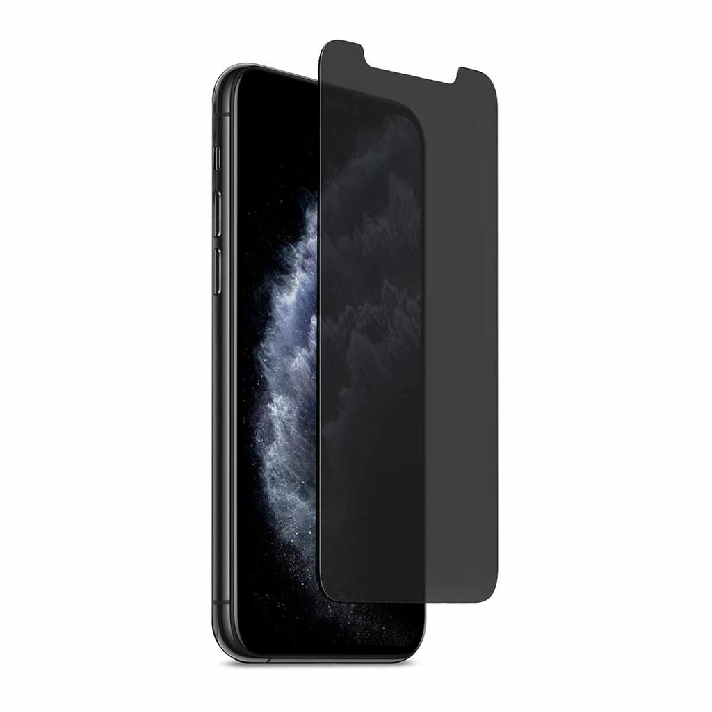 Puregear Privacy HD Glass Screen Protector (With Installation Tray) For iPhone 11 Pro