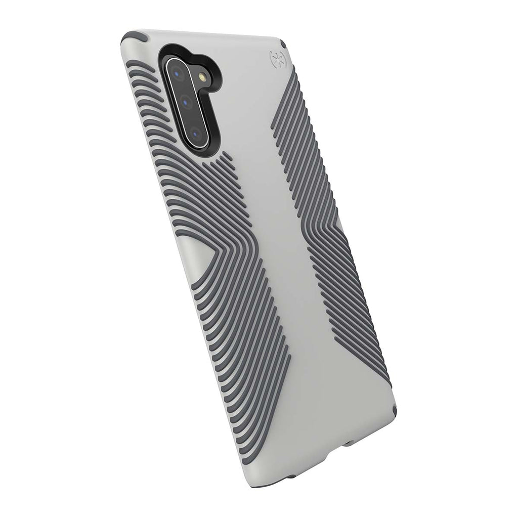 Speck Presidio Grip For Samsung Galaxy Note 10 - Marble Grey/Anthracite Grey