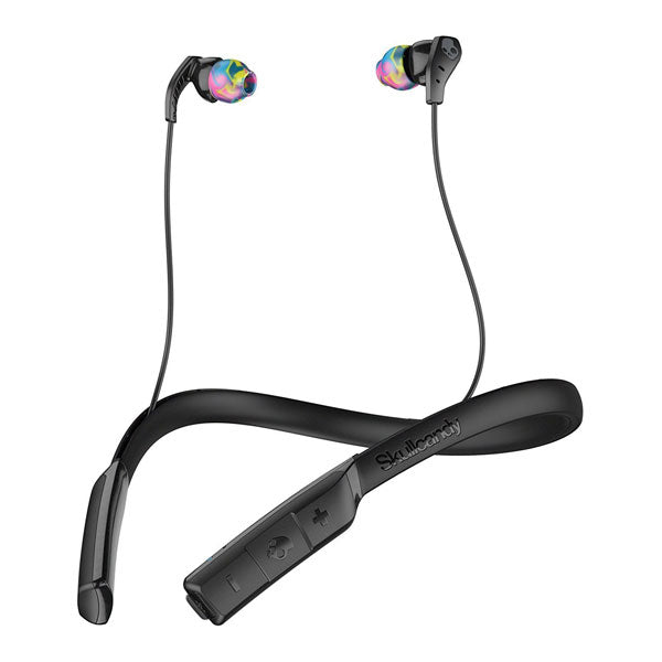 Skullcandy Method Wireless In-Ear Headphones - Black/Swirl