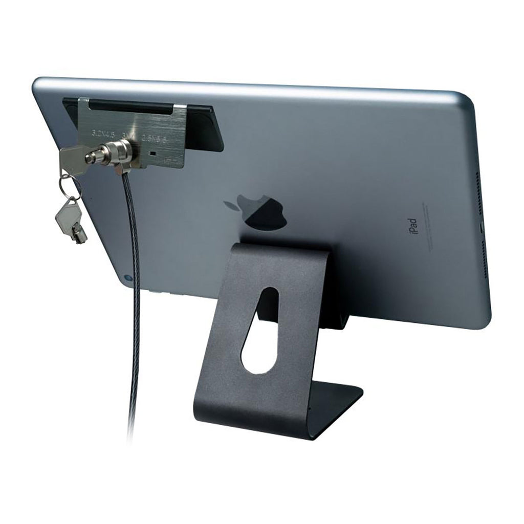 CTA Digital Inc. Tablet Security Kiosk Kit With Display Stand And Locking Cable