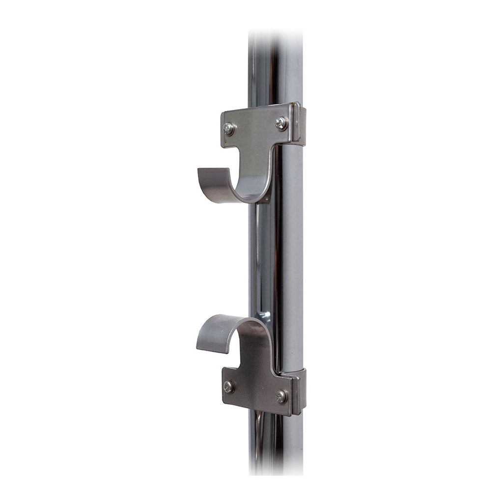 Metal Utility Hooks Add-On for CTA Digital Floor Stands