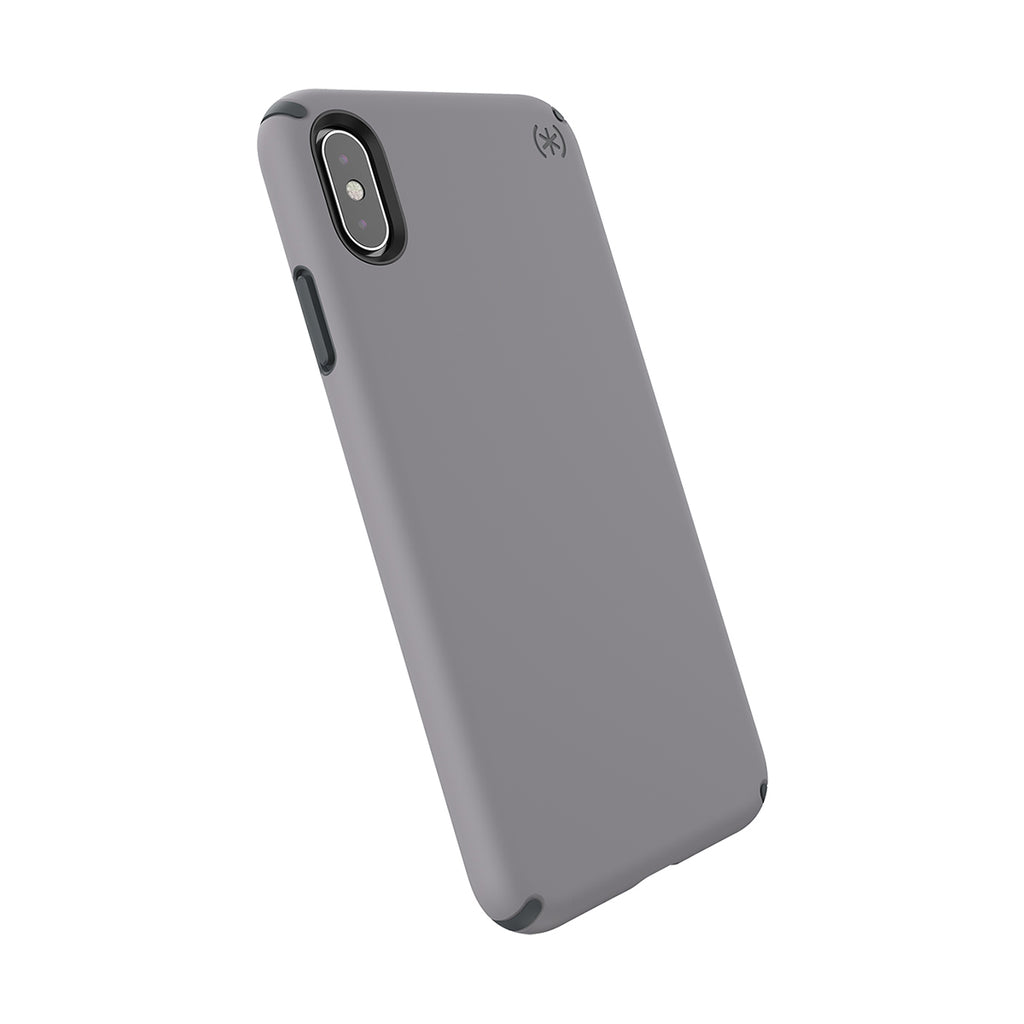Speck Presidio Pro For iPhone XS Max - Filigree Grey/Slate Grey
