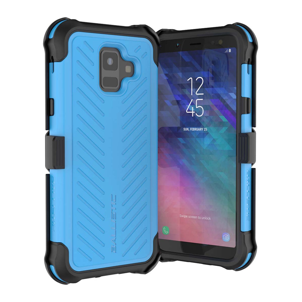 Ballistic Tough Jacket Maxx Series For Samsung A6 - Blue