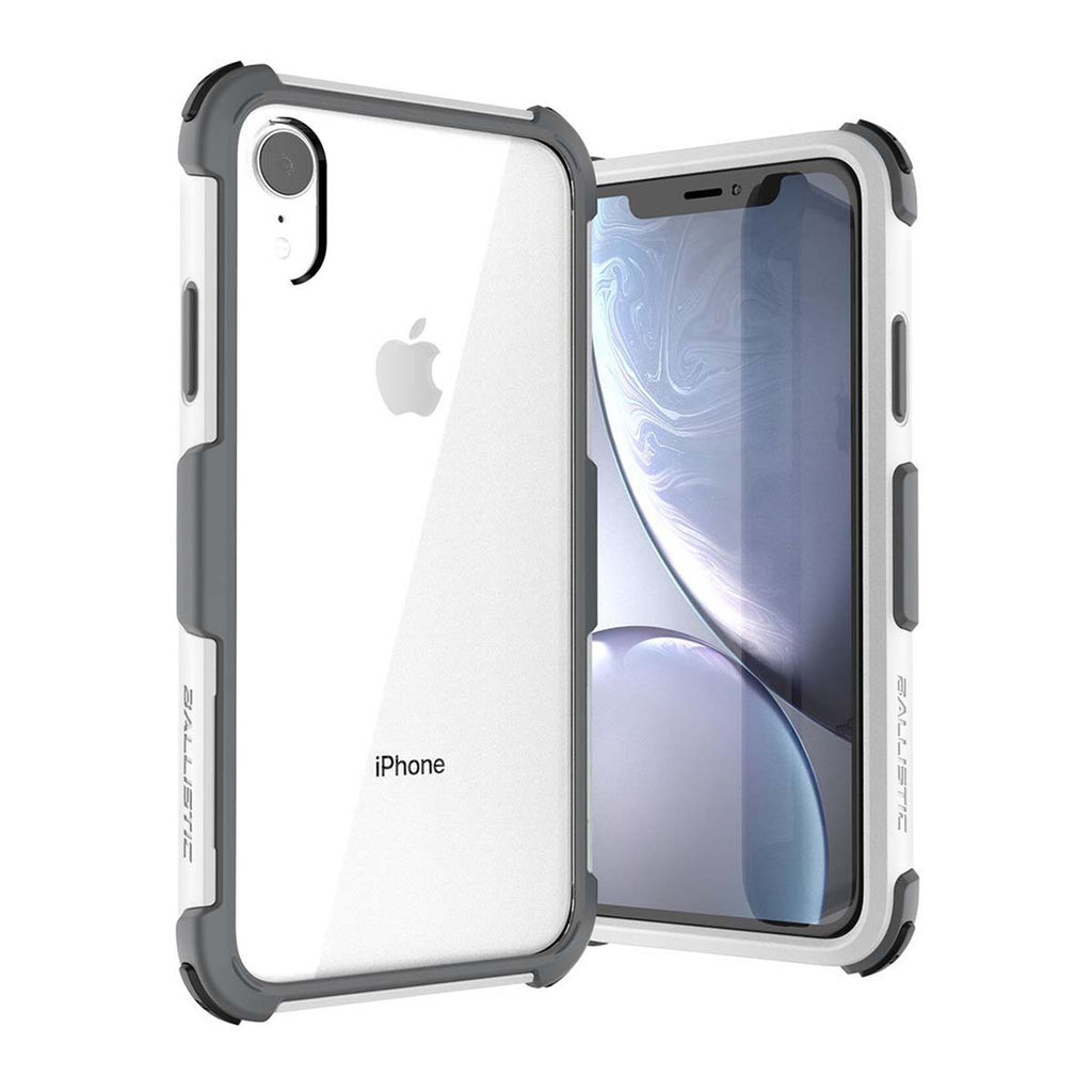 Ballistic Explorer Series For iPhone XR - Gray