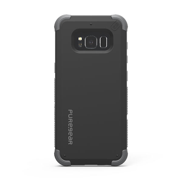 PureGear DualTek Hip Case For Samsung Galaxy S8 Plus - Black/Black