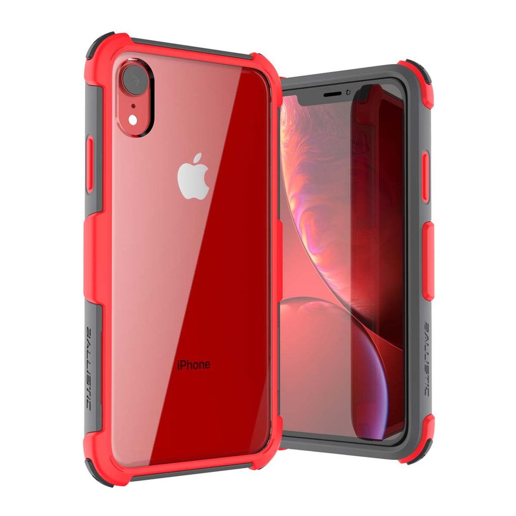 Ballistic Explorer Series For iPhone XR - Red