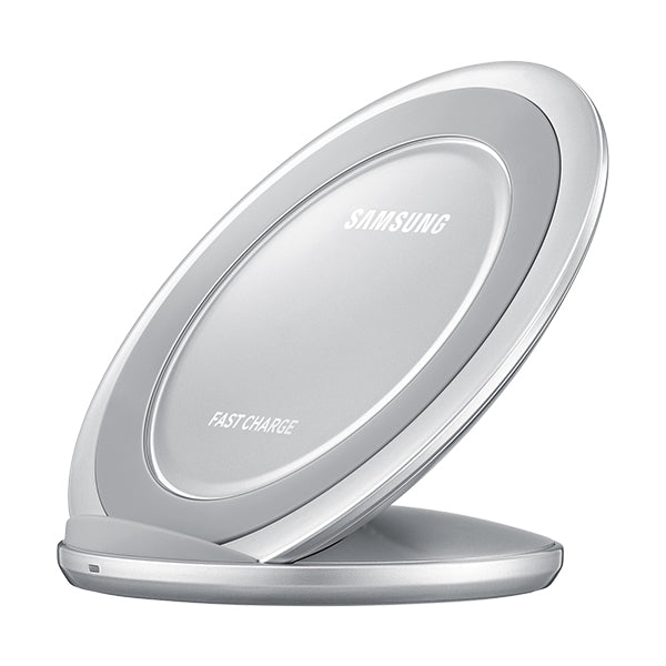 Samsung Fast Charge Wireless Charging Stand W/ TA - Silver