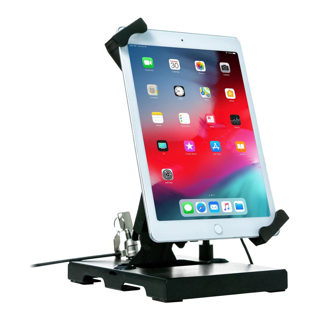 "CTA Digital Inc. Flat-Folding Tabletop Security Stand For 7-14"" Tablets"