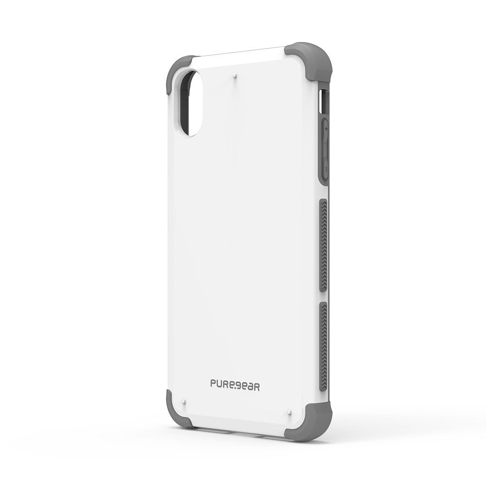 PureGear Dualtek For iPhone XS Max - Arctic White
