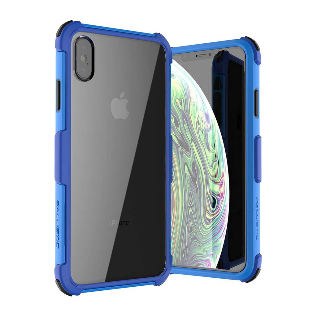 Ballistic Explorer Series For iPhone XS Max - Blue