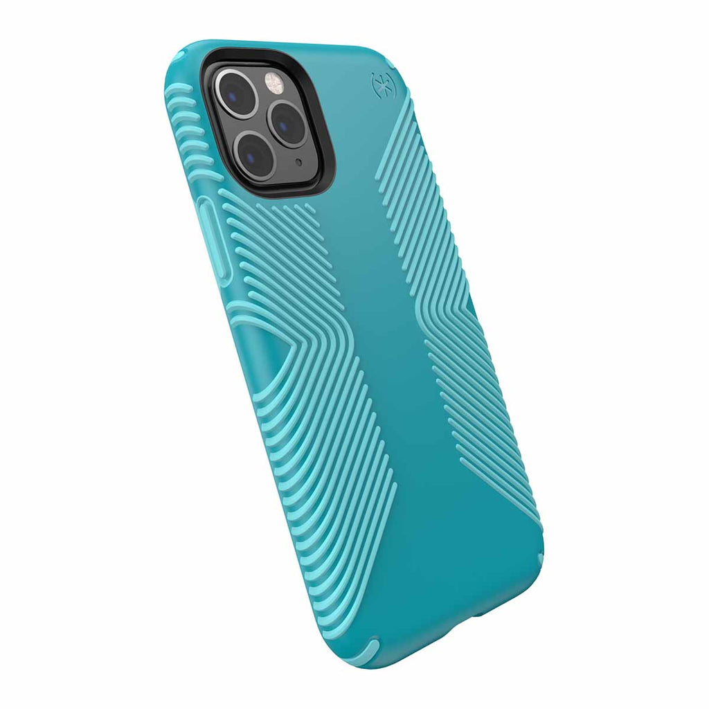 Speck Presidio Grip For iPhone 11 Pro - Bali Blue/Skyline Blue