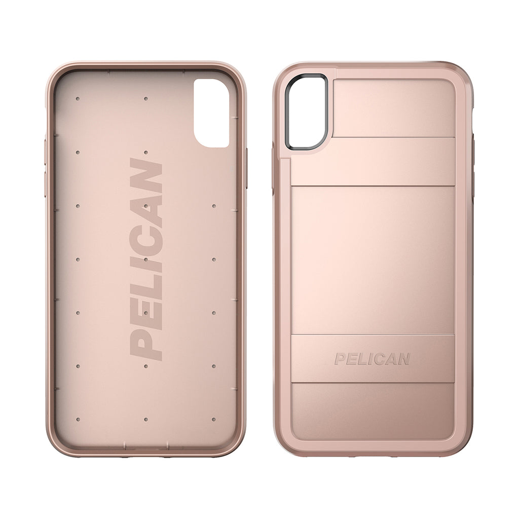 Pelican Protector For iPhone XS Max - Rose Gold