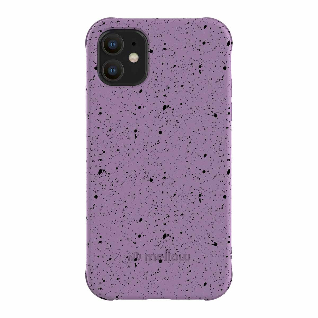 Axessorize Mellow iPhone 11 Case - Purple (Purple Sand)