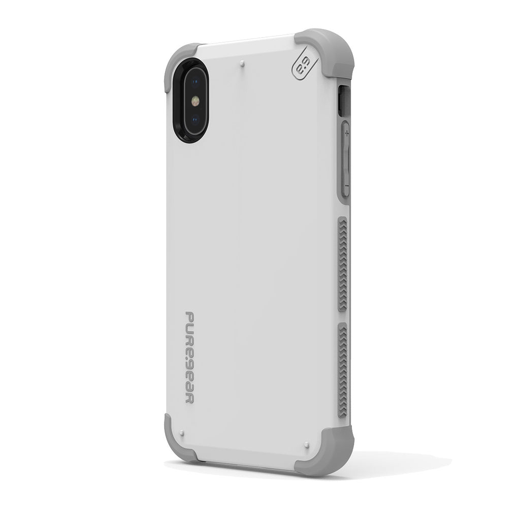 PureGear Dualtek For iPhone XS - Arctic White