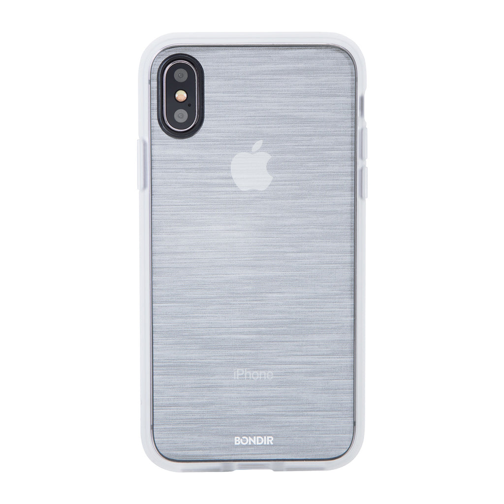 Bondir Clear Coat Mist For iPhone XS  Max - Silver