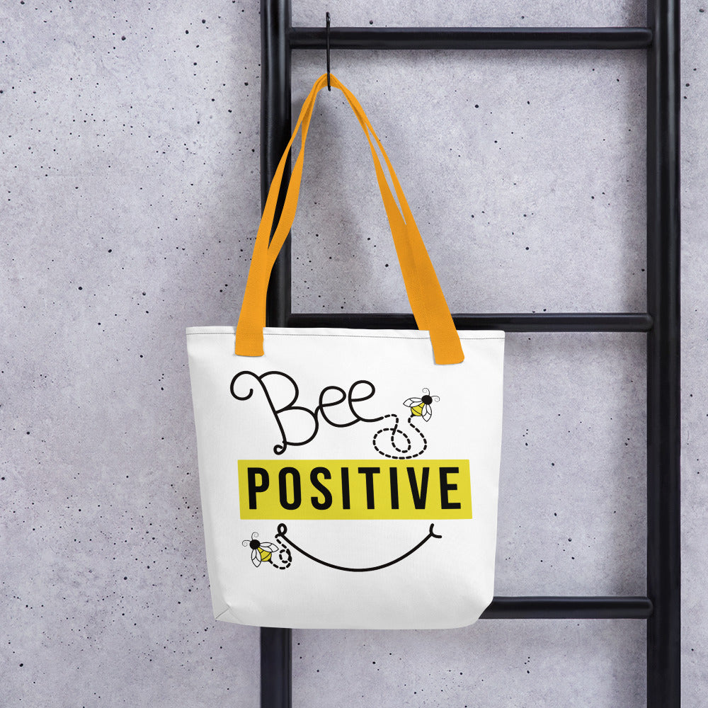 Tote bag (Bee Positive)